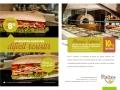 Panfleto Restaurante Raízes