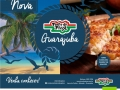 Jogo Americano Torre de Pizza Guarajuba
