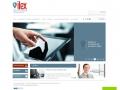 Site Instituto Lex de Educação